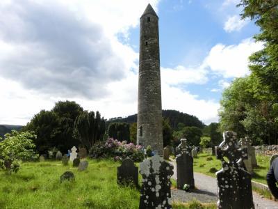初夏のアイルランド8日間の旅⑥ダブリン~グレンダーロッホ~ダブリン
