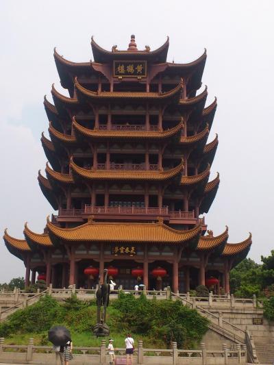 中国武漢 黄鶴楼と湖北省博物館の宝剣