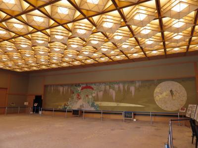 「平成29年度京都迎賓館一般公開」に当選したので、見学してきました。
