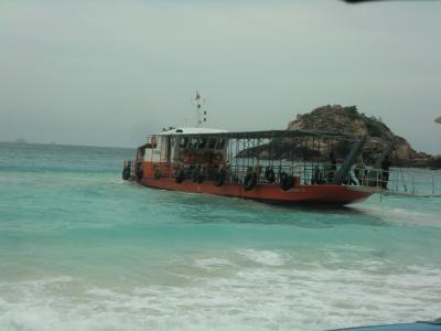 レダン島とKLへの旅(1)