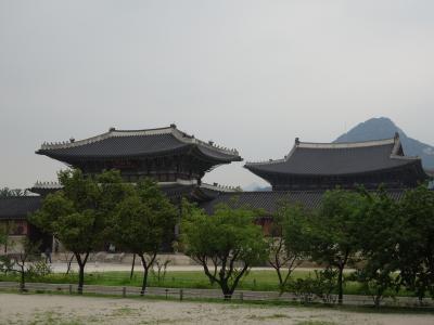 ソウル5大王宮と博物館巡りの旅①(一日目:景福宮、徳寿宮、慶熙宮、ソウル歴史博物館編)