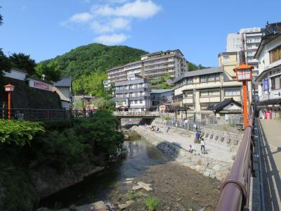 2017.6 湯村温泉&鳥取 ① 出発編