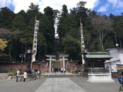 桜前線には追いつけなくても、初仙台。