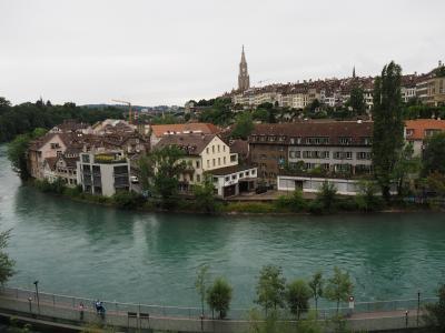 スイス再訪一人旅~絶景・鉄道・ハイキング・ホテル・グルメを果たせず~9日目
