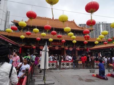 2017年中国ベトナムの旅(嫌いは好きになるか行ってみる)、香港・シンセン