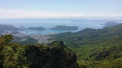 小豆島1泊2日の満喫旅~レンタサイクルと定期観光バスを利用して~