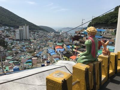ソウルと釜山3日間3人旅 その①