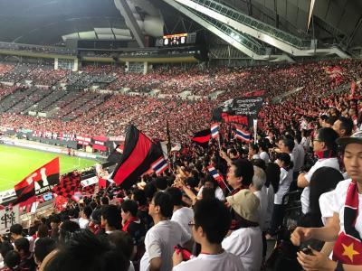 浦和レッズ戦in札幌ドーム