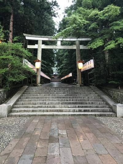 新潟(後編)~彌彦神社から岩室温泉へ、自家源泉の宿 富士屋に宿泊~
