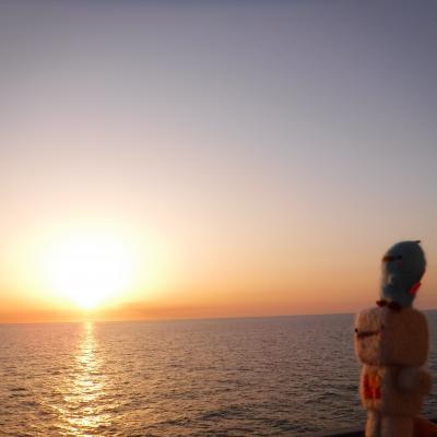 2017GW北海道からインコと共に新日本海フェリーの旅①
