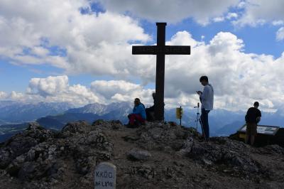 ワタシ流50代ひとり旅 オーストリア16日間横断旅行 【その3】街を見下ろしてハイキング ザルツブルク