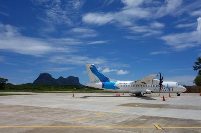 駐在のついでに 【その40】 フィリピン遠征④ AirSwift でエルニドへ!