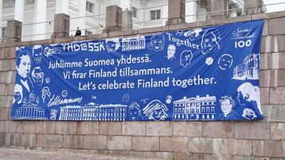 大好きに逢いに...2度目のフィンランド 1日め