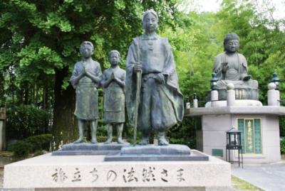 中国三十三観音霊場特別霊場栃社山誕生寺と宮地やすらぎの里の大賀蓮