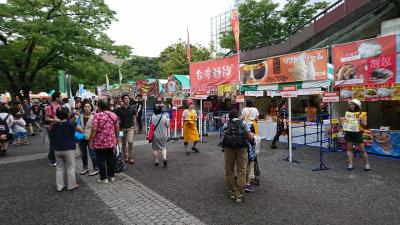2017年7月 関東の旅 上野・代々木編