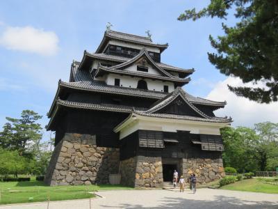 国宝指定になったので、あらためて松江城を訪問(修正版)