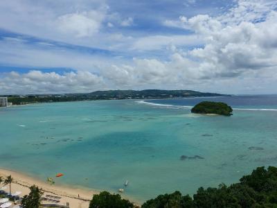 オンワードビーチリゾートに泊まる、初めてのグアム旅行 2