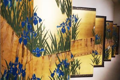 山種美術館で「没後50年記念 川端龍子 ー 超ド級の日本画 ー」展を鑑賞