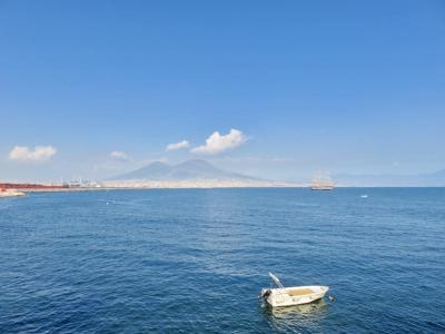 ローマからシチリアへ周遊自由旅行!③ナポリ下町散策