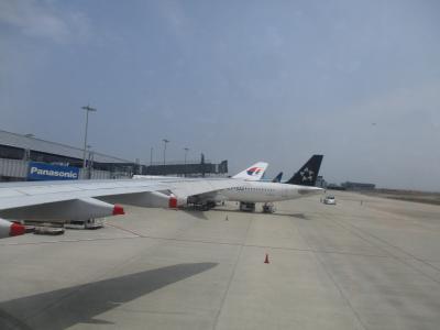 マレーシア旅行2017  番外編(クアラルンプール国際空港での乗り継ぎについて)