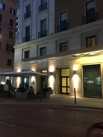 ローマのホテル♪ ローマの旅その4