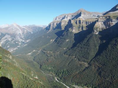 オルデサ国立公園西部 Faja Pelay ハイキング