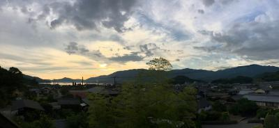 香川県の小豆島のオーベルジュ島宿真里に宿泊して来ました。