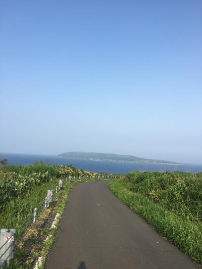 夏の焼尻島 3