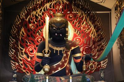 中国三十三観音霊場六番札所由加山蓮台寺と由加神社本宮参拝