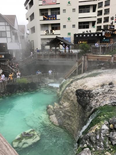 草津温泉から志賀高原おまけの嬬恋夏旅