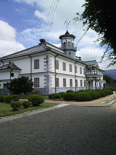 松本駅のちょい旅(第1回目)