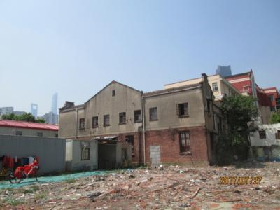 上海の歴史建築・「海の家」慰安所