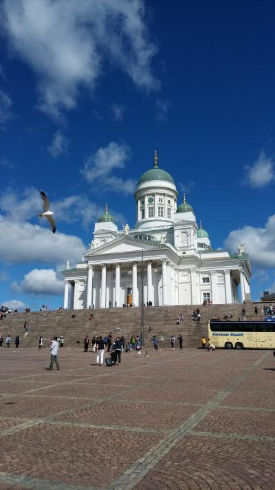 初めての北欧‐フィンランド(ヘルシンキ)とエストニア(タリン)