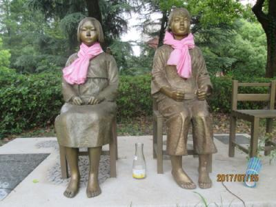 上海師範大学中国「慰安婦」歴史博物館