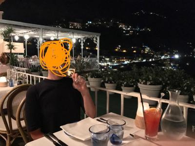 ナポリ→カプリ島→ポジターノ→ナポリへ姉妹旅⑨