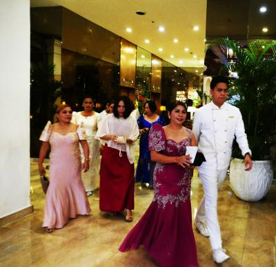 7か月振りのフィリピン訪問 ⑥ ー 旅の最後にマニラ・ホテルに滞在する (完)