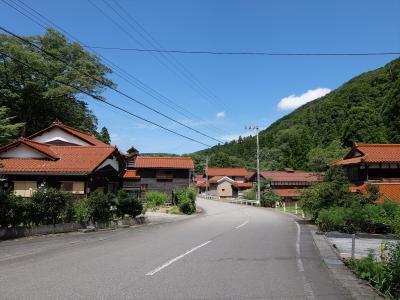 2017年 7月 石川県 加賀市 伝統的建造物群保存地区