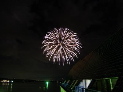 2017年 7月 石川県 加賀市 片山津温泉
