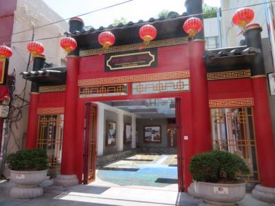韓国 「行った所・見た所」 釜山の中華街から草梁伝統市場へ