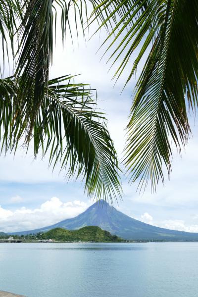 7か月振りのフィリピン訪問 ④ ー ルソン島南部ビコール地方のレガスピィとナガへ(前篇)