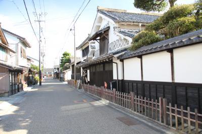 201708-02_木綿街道(雲州平田)/Momen Kaido Road<Shimane>