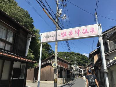 201708-06_温泉津温泉で日帰り入浴 / Yunotsu Onsen<Shimane>
