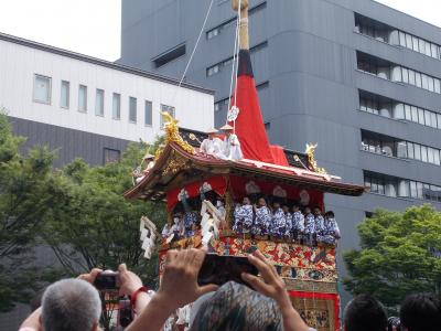 平成29年祇園祭と大阪天神祭り