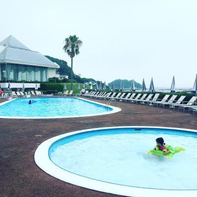子連れで三浦半島(1) 都内から1時間でリゾート気分の観音崎京急ホテルとアクアマーレ