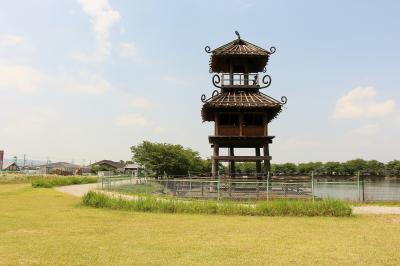 日本・歴史と本の旅・・・大和の国に出雲を訪ねて、その1 天理&桜井、大神神社とその周辺。