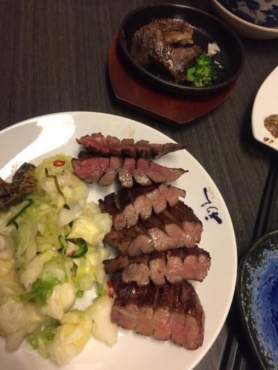 牛タンを食べました