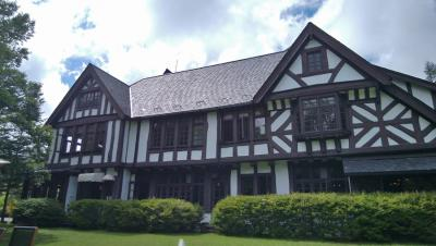 旧尾張徳川義親邸を見る