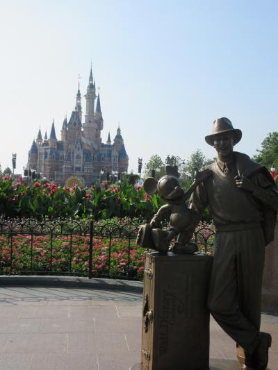 上海ディズニー 現状リポートの旅(夏イベ&1周年)