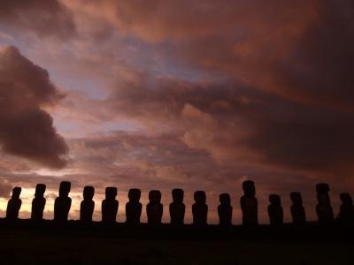 2017GW南米詰め込み旅7 イースター島3・4日目 チャリンコで巡るイースター島