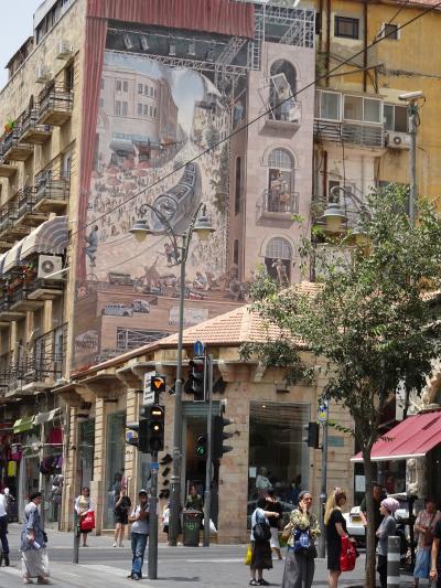 イスラエル リハビリと観光の旅 6